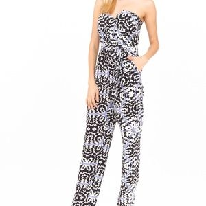 Yumi Kim Hot to Trot Jumpsuit in Dynamite